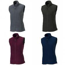 Zip Hip Length Gilet Outdoor Coats & Jackets for Women