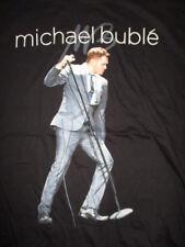 MICHAEL BUBLE The O2 Areana June 30 - July 20, 2013 Concert Tour (XL) T-Shirt