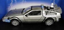 Hot Wheels 1/18 Scale CMC98 Delorean DMC Back to the Future 2 diecast model car