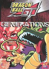 Dragon Ball GT: Shadow Dragon  Vol. 15: Generations (DVD 2004 Uncut Edition) NEW