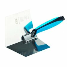 OX PRO DRY WALL INTERNAL CORNER TROWEL 102 X 127MM OX-P013001