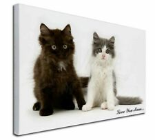 More details for cute kittens 'love you mum' x-large 30