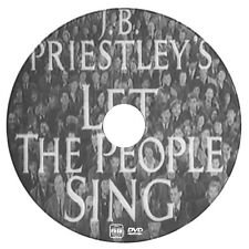 Let the People Sing - Alistair Sim, Fred Emney - Comedy - 1942 - DVD