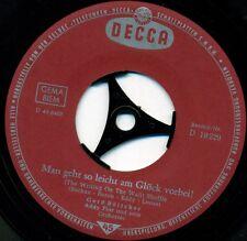 """Gerd Böttcher - Man Geht So Light Am Glück vorbei/Tina-Lou 7 """" Single (S9153)"""