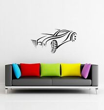 Wall Stickers Vinyl Decal Car Sport Nascar  for Living Room z1249