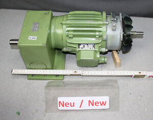 Bauser Star Gear Motor 0,37kw 10 Min Without Air Lid 180V