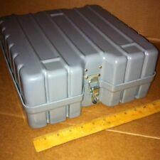 "Arts And Crafts Locking Plastic Storage Organizer Container 12""X12""x5"" New"