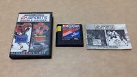 EA Sports Double Header ( Sega Mega Drive ) European Version PAL