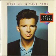 CD-Rick Astley-Hold Me in Your Arms-a5773-booklett