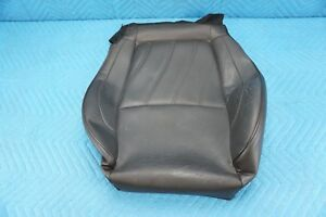 Infiniti M56 M37 Front Driver Seat Lower Cushion Cover Brown 2011 2012 OEM