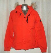 Ladies Nikita Ski/Snowboard Jacket Sz M Orange VGC