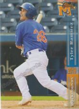 2019 Midland RockHounds Tyler Ramirez RC Rookie Oakland Athletics