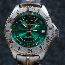 "Russian Mechanical Automatic watch Vostok ""RUSSARMY"" 2416b 31 jew.Green dial NOS"