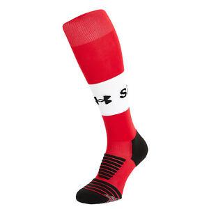Under Armour Southampton Home Summer Football Sports Knee Socks 2020-21 - Kids