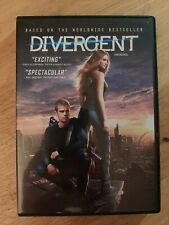Divergent DVD English/French Version Widescreen