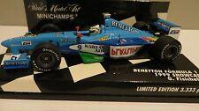 MiniChamps Benetton Formula 1 1999 Showcar G. Fisichella 1/43