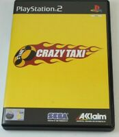 Crazy Taxi (PS2) Brand: Acclaim Platform : PlayStation2|Rated: Ages 3 and Over