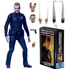 """NECA Terminator 2 T-1000 Ultimate 7"""" Action Figure Judgement Day Official"""