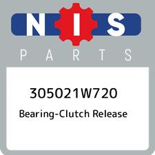 305021W720 Nissan Bearing-clutch release 305021W720, New Genuine OEM Part