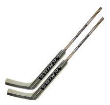 2 pack Vaughn 7800 ice hockey senior goalie stick sticks full right 25 standard
