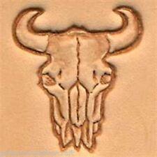 Craftool 3-D Cuero sello figura cráneo (88312-00)