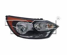 TYC NSF Right Side Halogen Headlight For Kia Rio5 Hatchback 2012-2016 Models