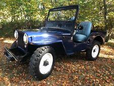 New listing  1947 Willys Cj2A