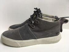 Supra Footwear Charles Men's Size 9 Gray Suede Store Sample