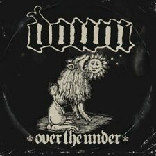 Down - Over The Under (NEW CD)