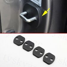 Car Door Lock Protector Buckle Cover Caps Decoration Accessory Trim For Infiniti