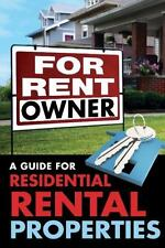 FOR RENT BY OWNER - LACK, JOHN - NEW BOOK