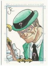 Batman Archives SketchaFEX Sketch Card drawn by Jose Carlos