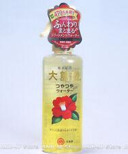 Oshima Tsubaki Hair Water Mist Camellia Oil Tsubaki Ceramide blended 180ml Japan