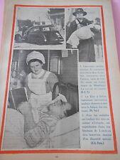 Voiture Aérodynamique Le Filet à bébé invention Anglaise Print 1936