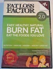 Fat Loss Factor Easy Healthy Natural Burn Fat Eat Foods You Love Software DVD