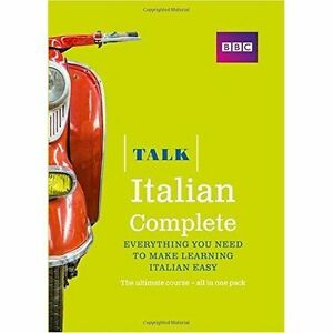 Talk  Italian Complete (Book/CD Pack): Everything you need to make learning Ita…