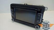 Volkswagen Passat Golf Autoradio Radio Blaupunkt MID RVC UP1 3C8035190 Original