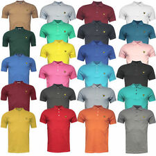 Lyle & Scott Short Sleeve Polo Casual Shirts for Men