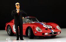 Enzo Ferrari Figur für 1:18 Exoto Ferrari 156 F1 MR  VERY RARE!