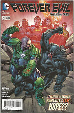 Forever Evil # 4 * Near Mint * David Finch art *