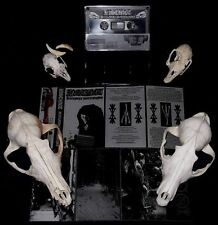 INSTINCT (UK) - Blackmore Isolationist CASSETTE EP 2016 LTD 100 with A5 booklet