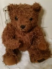 "15"" Giorgio Beverly Hills 1996 Brown Collectors Bear Reborn doll Lovey"