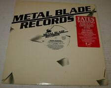 Fates Warning Through Different Eyes Rare Metal Blade Record Promo Lp Single