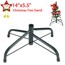 Artificial Christmas Tree Stand Green Holder Base Iron Stand Holiday Home  !