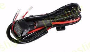 12V Horn Wiring Harness Relay Kit Grille Mount Blast Tone Horns for CHEVROLET