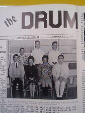 "STEPHEN KING (""Steve"") HIGH SCHOOL YEARBOOK 1964 - EXRARE MEMORABILIA. UNIQUE!"