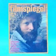 DDR Filmspiegel 24/1989 Charlie Sheen Katharine Hepburn Claude Brasseur Schorn E