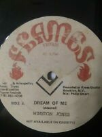 "Winston Jones-Dream Of Me 12"" Vinyl Single"