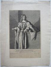 Johan Friedrich von Waldstein (1642-1694) Reichsgraf Orig Kupferstich Bary 1700