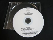 REM 'AUSTIN CITY LIMITS' 2008 PROMO DVD—R.E.M.